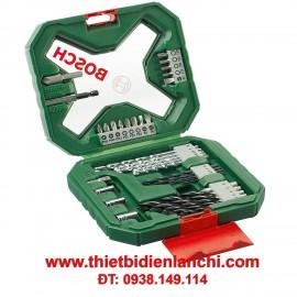 Bộ mũi khoan, vặn vít X-Line 34 món BOSCH 2607010608
