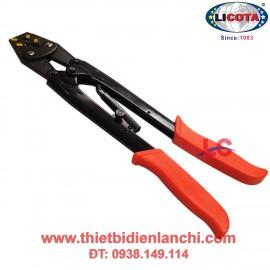 Kiềm bấm cos số 25 354mm(6-25mm2) Licota TCP-10090