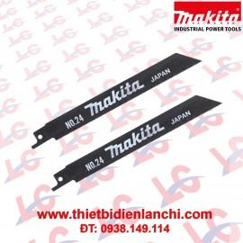 Bộ lưỡi cưa kim loại 165mm 2 cái Makita B-00832
