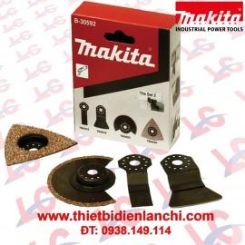 Bộ lưỡi cưa đa năng Makita B-30592