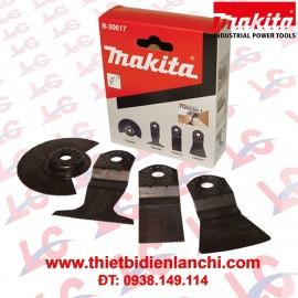 Bộ lưỡi cưa đa năng Makita B-30617