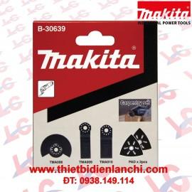 Bộ lưỡi cưa đa năng cho ngành mộc Makita B-30639