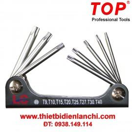 Bộ lục giác 8 cây bông mai Lớn (T9 -> T40) TOP  -  TX-1008A