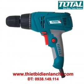 Máy khoan vặn vít cầm tay 280W TOTAL TD502106 (10mm)
