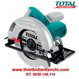 Máy cưa đĩa tròn TOTAL TS1141856 (185mm-1400W)