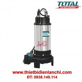 Máy bơm chìm nước thải kèm lưỡi cắt Total TWP715001